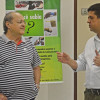 Ceir recebe visita do presidente da Fundação Municipal de Saúde