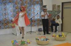 Projeto Momento Saber comemora um ano de existência com contação de história