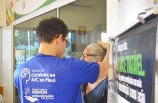 Associação Reabilitar promove Semana de Combate ao AVC em Teresina