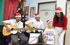 Cantata abre programação de Natal do Ceir