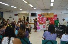 Ceir realiza festa em homenagem às mães
