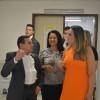 Rejane Dias e membros da Associação Ser Especial visitam o Ceir
