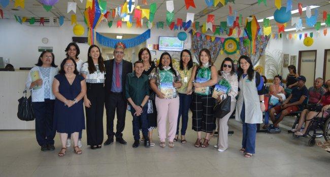 Ceir recebe visita de comitiva do estado do Alagoas