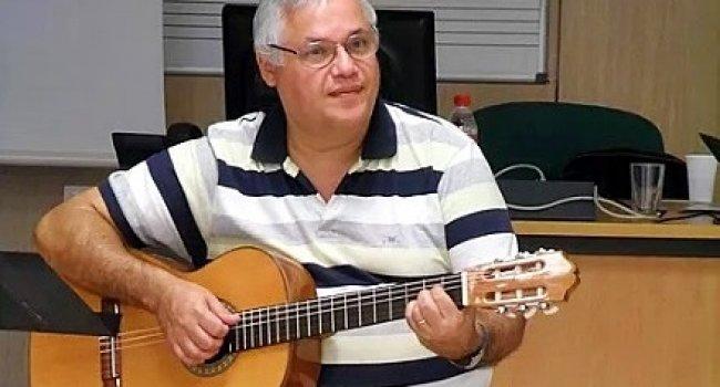 Referência na América Latina, musicoterapeuta Diego Schapira visita o Ceir nesta sexta (6)