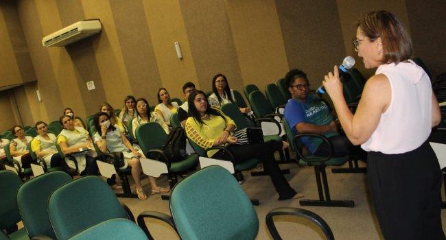 Setembro Amarelo: profissionais do Ceir participam de palestras sobre prevenção ao suicídio