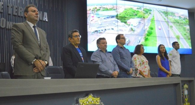 Câmara Municipal de Teresina destaca trabalho de prevenção do Projeto Pense Bem AVC