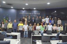 Sessão Solene na Câmara Municipal de Teresina