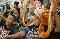 Alegria e integração marcam Festa das Crianças do Ceir