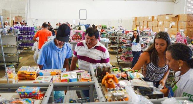 Bazar Beneficente terá início nesta sexta-feira (8)