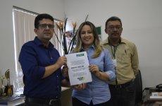 Rejane Dias anuncia R$ 550 mil para ampliação dos serviços do Ceir