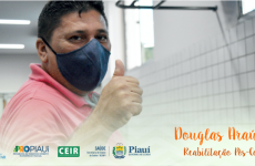 #ReabilitandoVidas ♥️| Douglas Araújo
