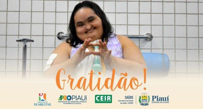 Dia Mundial da Saúde | Gratidão!