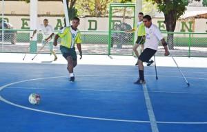 Futebol para Amputados no 25BC (1)