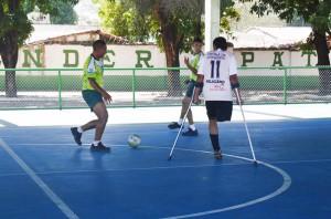 Futebol para Amputados no 25BC (2)
