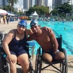 Marcos Jeane e Nayara Linhares