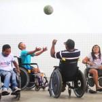 Basquete em cadeiras de rodas